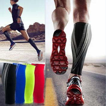 Unisex Compression Legwarmers New Colored Knee Sleeve Wear to Support Sore Muscles Leg protector 0815