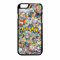 Pokemon All Character iPhone 6 Plus Case