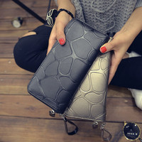 Wallet Winter Korean Zippers Ladies Bags Purse [6048275073]
