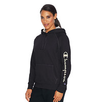 Champion Long Sleeve Fleece Logo Hoodie - JCPenney
