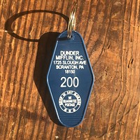 The Office - Dunder Mifflin Motel Key Fob