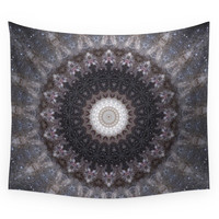 Society6 Suki (Space Mandala) Wall Tapestry