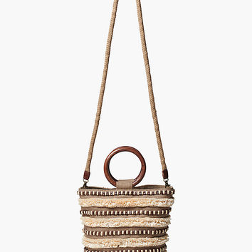 Raffia Stripe Crossbody | Lucky Brand