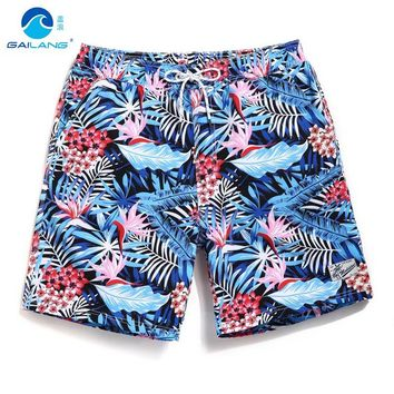 Gailang couples board shorts surfing swimwears lovers beach short swimming trunks bathing suit running joggers praia fitness gym