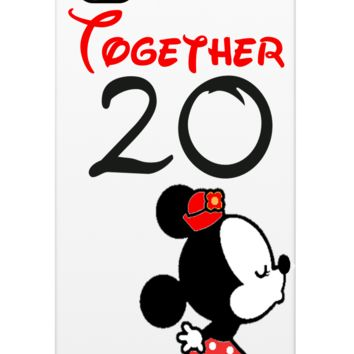1 Cute Together Since Iphone, Ipod or Galaxy Case -- TOGETHER