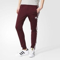 adidas Supergirl Track Pants - Brown | adidas US