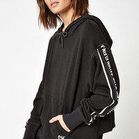 Calvin Klein Logo Taped Hoodie at PacSun.com