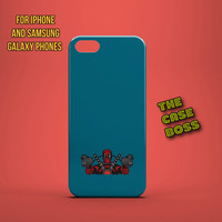 DEADPOOL PISTOLS OUT Design Custom Phone Case for iPhone 6 6 Plus iPhone 5 5s 5c iphone 4 4s Samsung Galaxy S3 S4 S5 Note3 Note4 Fast!