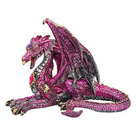 Park Avenue Collection Dragon Of Lynton Stowy Statue