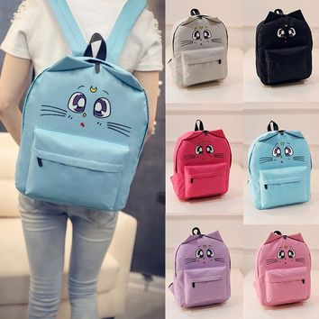 Sailor Moon Artemis Backpacks