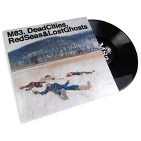 M83: Dead Cities, Red Seas & Lost Ghosts (180g) Vinyl 2LP