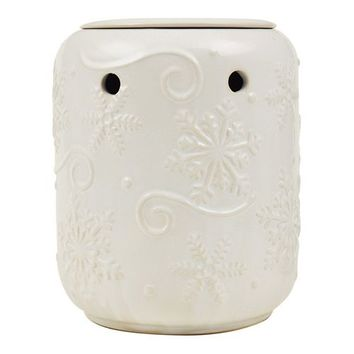 SONOMA life + style® Snowflake Outlet Wax Warmer