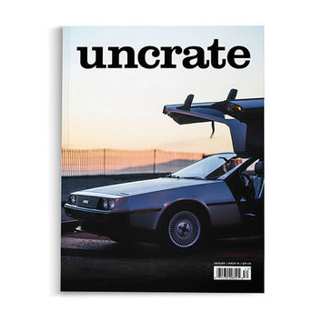 Uncrate Magazine Issue 01