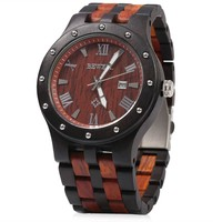 Elegant  Wood Watch Men -WR10011
