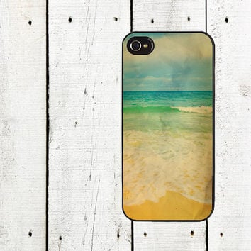 Beach Phone Case Turquoise iphone case iphone 5 iphone 5s iphone 5c iphone 4 iphone 4s samsung galaxy s3 s4
