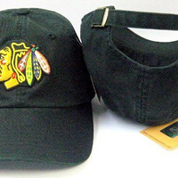 Chicago Blackhawks NHL Hockey Cap American Needle Cotton Twill One Size