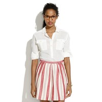 Market Popover - other boyshirts - Women's SHIRTS & TOPS - Madewell