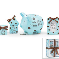 Baby Boy Keepsake Gift Set
