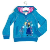 Frozen Hooded Sweatshirt For Kids | Disney Store