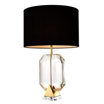 Glass Table Lamp | Eichholtz Emerald