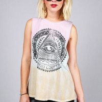 All Seeing Eye Muscle Tee