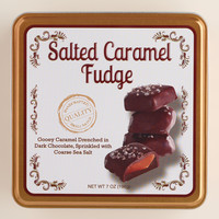 Salted Caramel Fudge - World Market