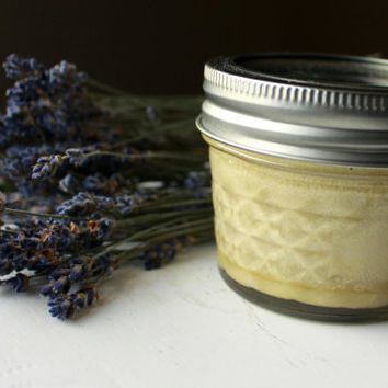 """Pampered Pits"" Natural Deodorant with Lavender Essential Oil"