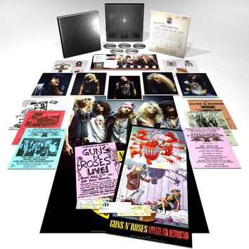 Appetite For Destruction (With Blu-Ray Audio, Deluxe Edition, Boxed Set, 5PC) - Guns N' Roses, CD