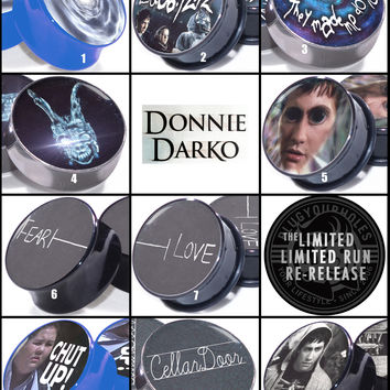 Limited Run - Donnie Darko - Image Plugs