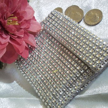 Coin Purse, Wallet, Coin Purse Wallet, Change Purse, Coin Pouch, Bling Purse, Bling Wallet, Bling Coin Purse, Handbag Accessories, Wallet