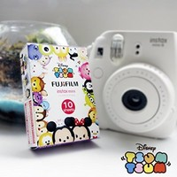 Fujifilm Instax Mini Tsum Tsum 30 Film for Fuji 7s 8 25 50s 90 300 Instant Camera, Share SP-1 Printer
