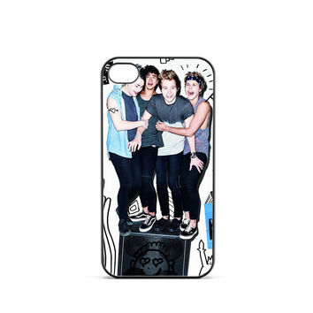 5 Seconds of Summer Panic iPhone 4 / 4s Case