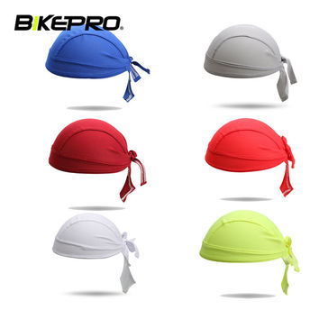 Breathable Multi Function Man Quick Dry Bandana Ciclismo Bike Cycling Cap Headscarf Headband Racing Bicycle Outdoor SportsCap