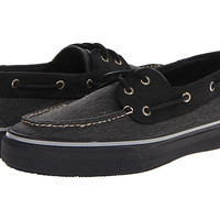 Sperry Top-Sider Bahama 2-Eye Heavy Canvas Black - Zappos.com Free Shipping BOTH Ways