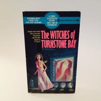 The Witches of Turnstone Bay by Alma Burns 1977 Paperback
