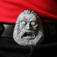 ZARDOZ belt buckle