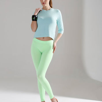 Neon leggings,Neon Yellow Leggings,Women Leggings,Workout Leggings,Gym Clothes,Stretch Leggings,Yoga Leggings,Spandex Pants,Sexy Leggings
