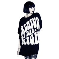 Creature Batwing Sweater [B]