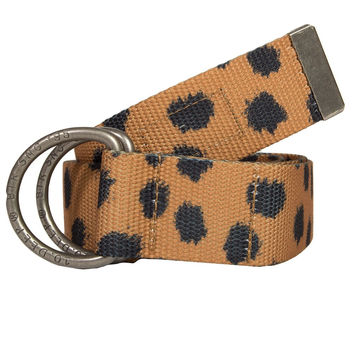 10 Deep - Double D Belt (Cheetah)