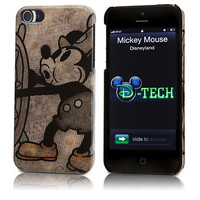 Disney Mickey Mouse iPhone 5 Case - Steamboat Willie | Disney Store