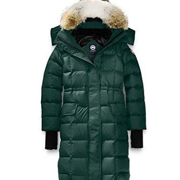 Canada Goose Women's Lunenberg Parka  canada goose womens down jacket