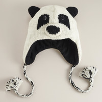 Panda Wool Hat - World Market