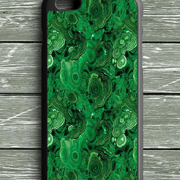 Malachite Stone iPhone 6S Plus Case