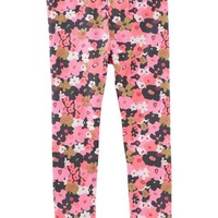 Mix-Kit Floral Leggings