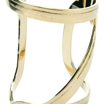 Saint Laurent Abstract Ring