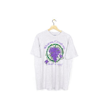 kinky grapes shirt - vintage 90s