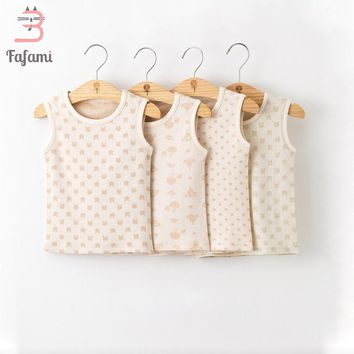 Baby Clothes Organic Cotton Baby Clothing For Newborn Baby Boy Girl Rompers Underwear Babies Sleeveless Pajamas Sleepers costume