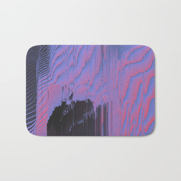 Nameless Bath Mat by duckyb