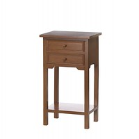 Pine Grove Natural Wooden Side Table