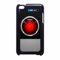 Hal 9000 Hello Dave iPod Touch 4th Generation Case